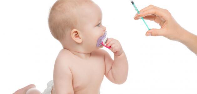 تطعيمات الاطفال فى مصر
