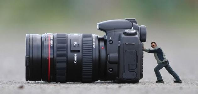 أنواع التصوير