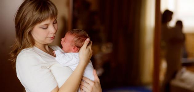 نصائح بعد الولادة