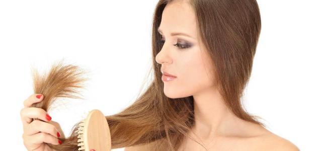 تفسير تساقط الشعر