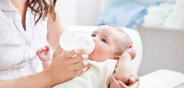 إدرار حليب الأم