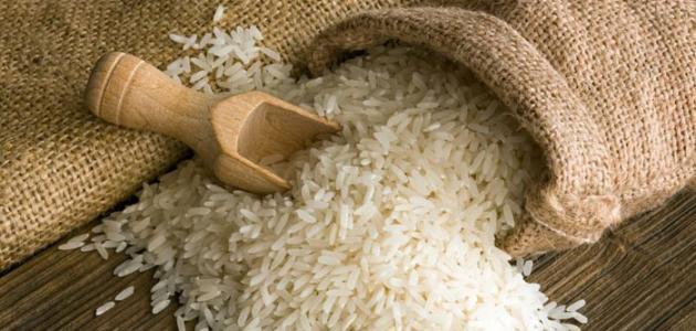 أفضل أنواع الأرز