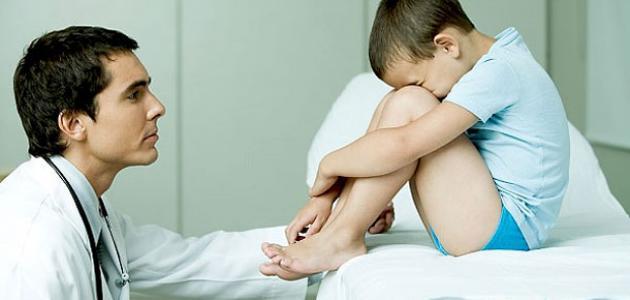 أسباب التبول اللاإرادي عند الأطفال