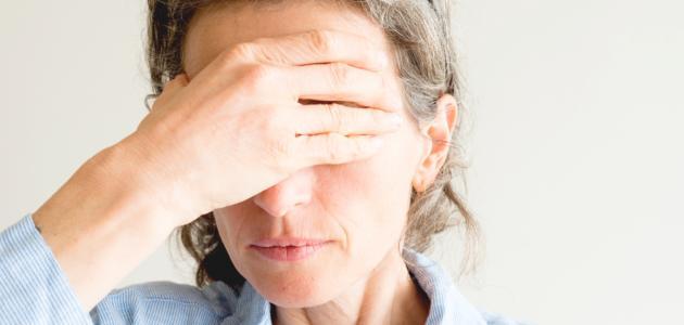 أعراض سن اليأس
