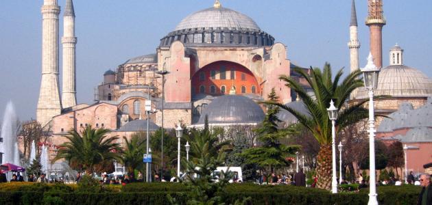أهم المناطق السياحية في اسطنبول