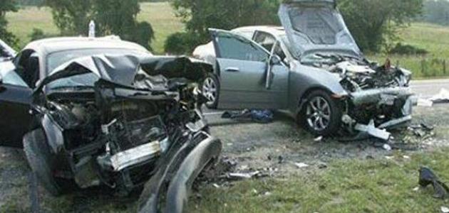 أسباب حوادث المرور