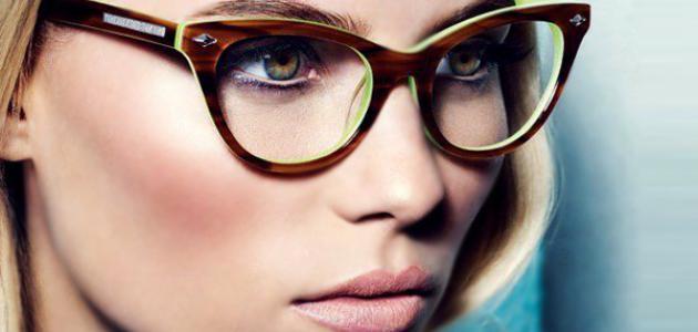 302e2afe2 أنواع النظارات الطبية - موضوع