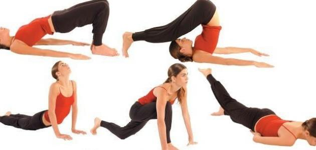 تمارين رياضية لشد الجسم