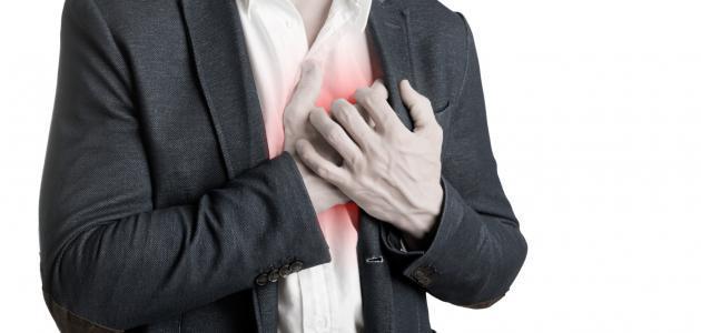 علاج ضيق التنفس المفاجئ