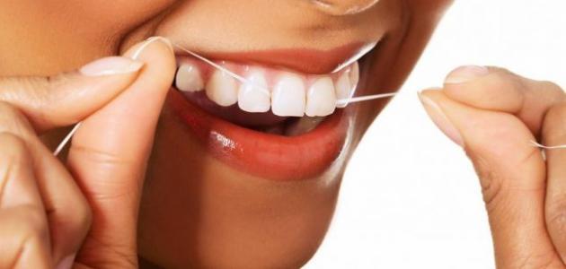 المحافظة على الأسنان