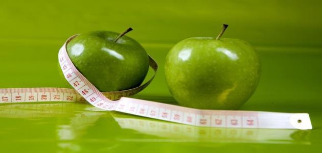 تخفيف الوزن في أسبوع