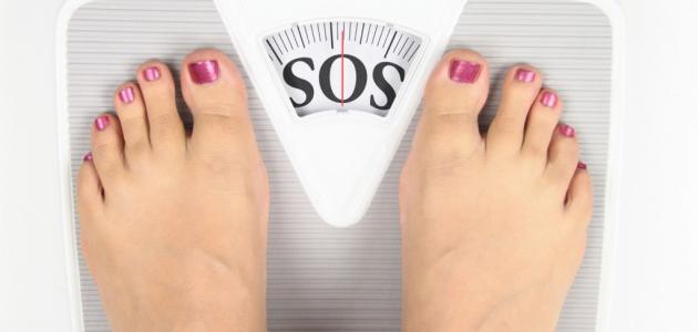 أسهل طريقة لتخفيف الوزن