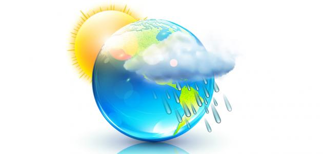 عناصر الطقس