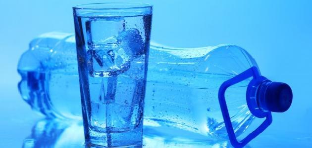 فائدة شرب الماء على الريق