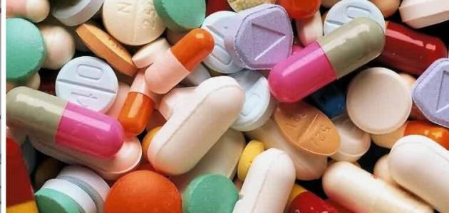 أنواع الأدوية