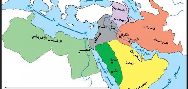 تاريخ الدولة الاسلامية