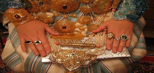 9209dc1545af3 تجهيزات العروس الليبية - موضوع