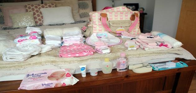 تجهيزات الولادة بالصور