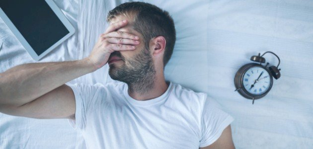أسباب النوم المتقطع