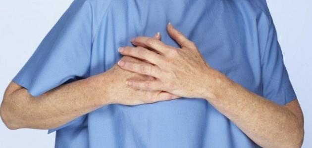 أسباب آلام القفص الصدري