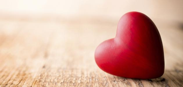 كلمات قصيرة في الحب