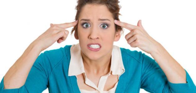 أسباب العصبية الزائدة عند النساء