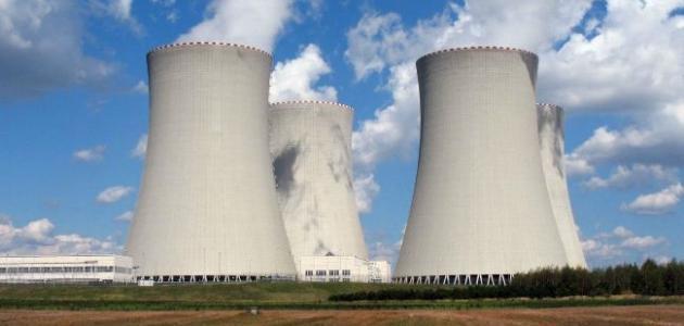 تعريف الطاقة النووية