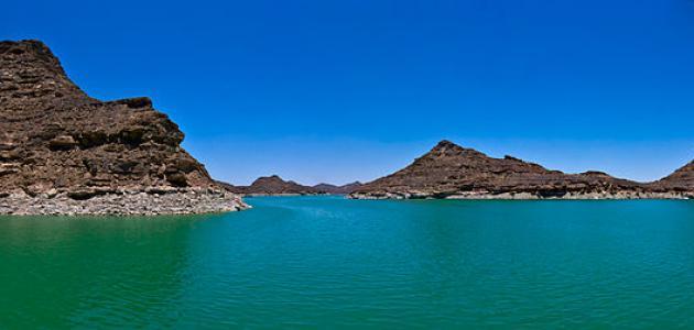بحيرات في مصر