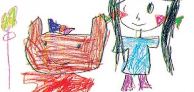 تحليل رسومات الأطفال موضوع