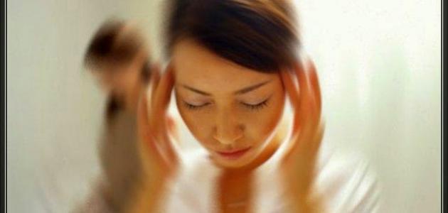 أسباب الدوخة في الرأس