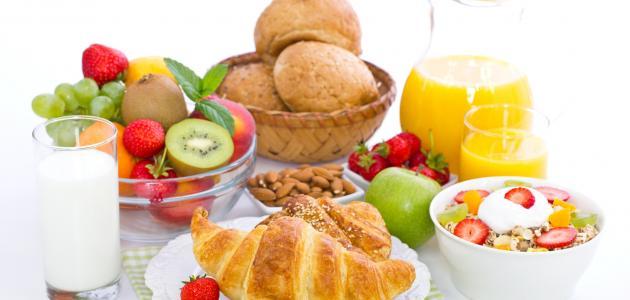 أجمل فطور صباحي