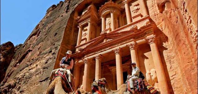 الآثار في الأردن