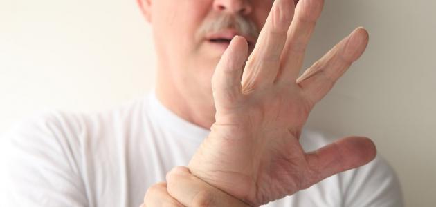 علاج رعشة اليد