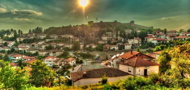 السياحة في مقدونيا