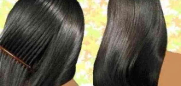 أفضل خلطة لتكثيف الشعر