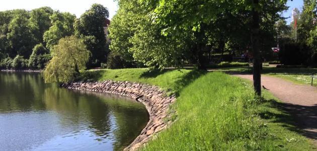 الطبيعة في السويد