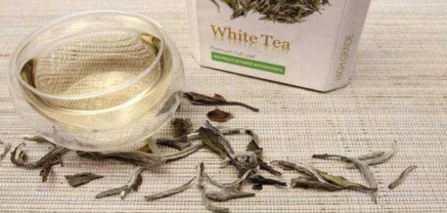 أضرار الشاي الأبيض
