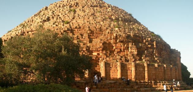 تاريخ الأمازيغ