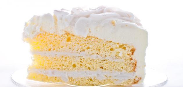 أسهل طريقة لعمل الكيكة الاسفنجية