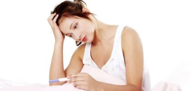 أسباب تأخر الحمل بعد الطفل الأول