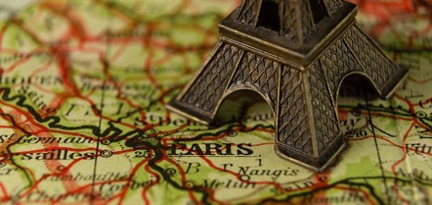 السفر إلى باريس