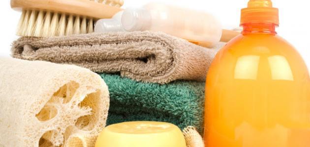 أدوات النظافة الشخصية