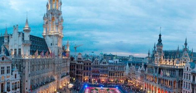 دولة بلجيكا