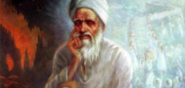 أبو علاء المعري
