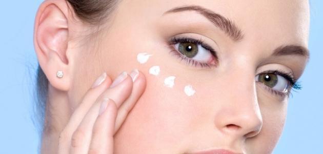 علاج تجاعيد الوجه بالأعشاب