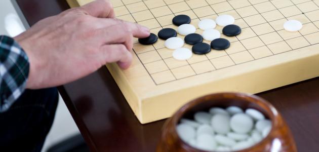 ألعاب ذكاء صينية