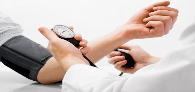 أعراض مرض ضغط الدم