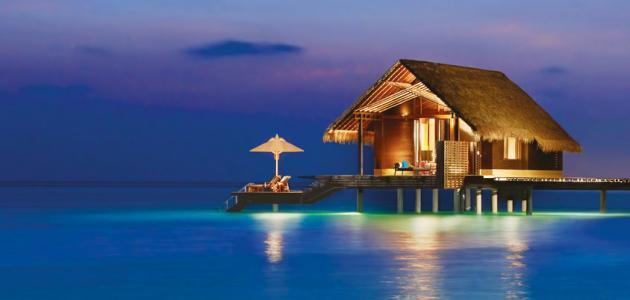 أفضل جزيرة في المالديف