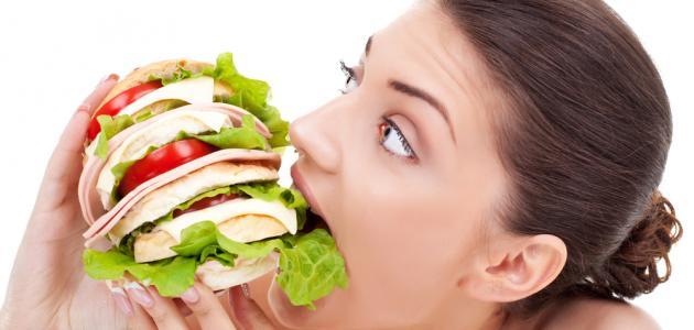 أكلات تزيد الوزن بسرعة