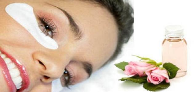 وصفة لإزالة السواد تحت العين